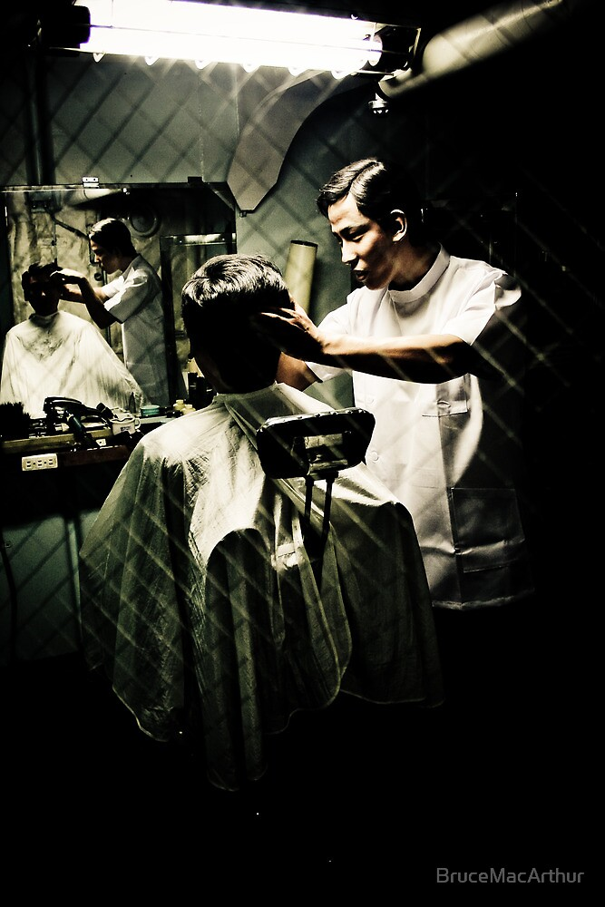 Shave & a Hair Cut by BruceMacArthur