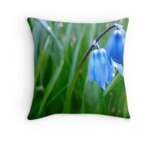 Belle of the Forest Throw Pillow