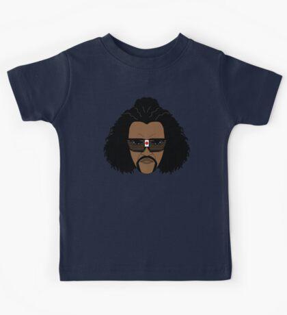 Sho Nuff the shogun of Harlem! Kids Tee