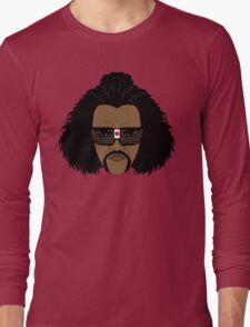 Sho Nuff the shogun of Harlem! Long Sleeve T-Shirt