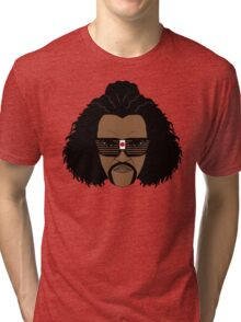 Sho Nuff the shogun of Harlem! Tri-blend T-Shirt