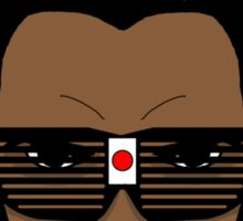 Sho Nuff the shogun of Harlem! Sticker