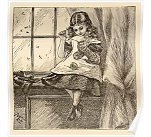 Five Mice in a Mouse Trap Laura Elisabeth Howe Richards and Kate Greenaway 1881 0145 Fluff Sewing Poster