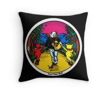 Fare Thee Well Throw Pillow