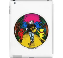 Fare Thee Well iPad Case/Skin