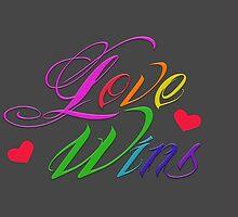 Love Wins by Irrelephante