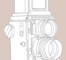 TLR Camera by Richard Heyes