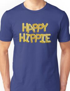 Happy Hippie Foundation [Balloons] Unisex T-Shirt