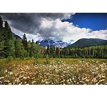 Mount Robson, BC, Canada Photographic Print