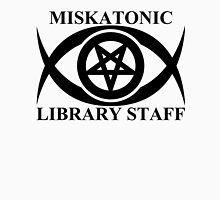 MISKATONIC LIBRARY STAFF T-Shirt