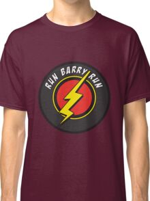 RUN BARRY RUN Classic T-Shirt