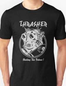 Thrasher // Skate the Future // White T-Shirt