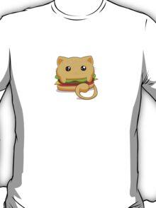 Cheeseburger Cat T-Shirt