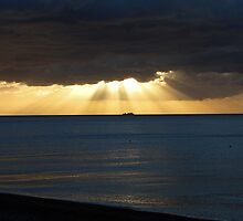 Early Morning Sunrise - Letojanni, Sicily by jules572