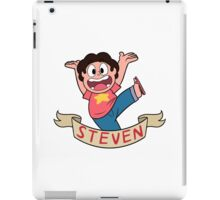 Steven Ribbon iPad Case/Skin