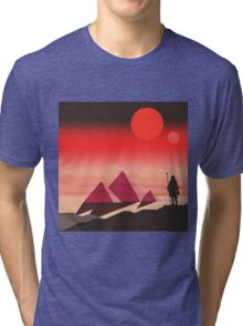 The Traveller Tri-blend T-Shirt