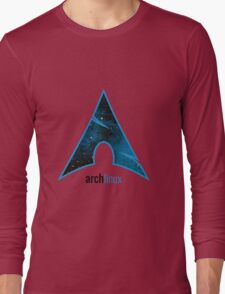Arch Linux Long Sleeve T-Shirt