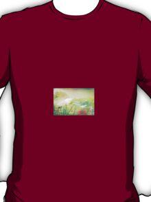 Flower wave T-Shirt