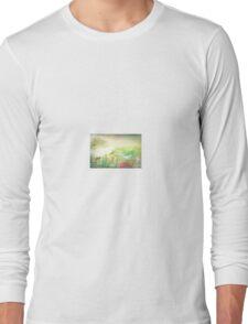 Flower wave Long Sleeve T-Shirt