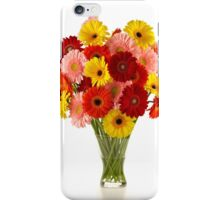 Set Flowers iPhone Case/Skin