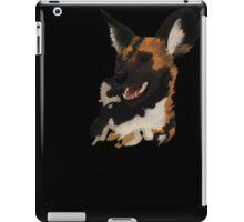 African Wild Dog iPad Case/Skin