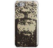 Hercules stenciled iPhone Case/Skin