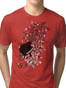 Flabby_Expression Tri-blend T-Shirt