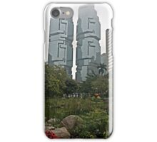 Hong Kong High Rise iPhone Case/Skin