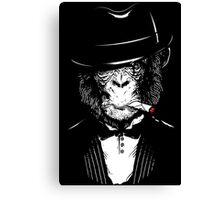 Monkey Mafia Canvas Print