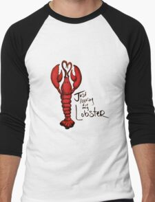 Looking for my Lobster Men's Baseball ¾ T-Shirt