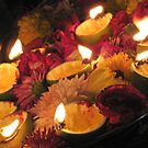 Festival of lights - Deepavali, Singapore by Nupur Nag
