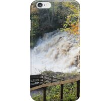 Yorkshire Dales Waterfall iPhone Case/Skin