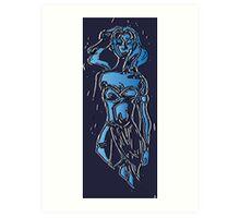 Rune Kita - Atlantis Art Print