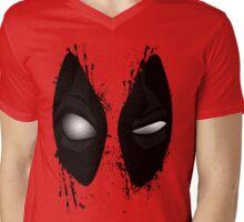 Sexy Bug Eyes Mens V-Neck T-Shirt