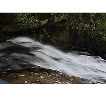 Falls at Springbrook Photographic Print
