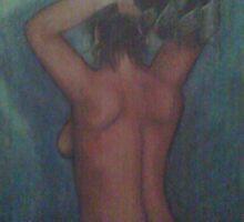 Shades of a Blue Lady by jamie joy