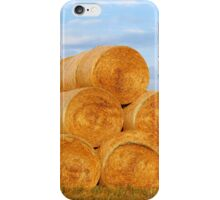 Hay Pyramid iPhone Case/Skin