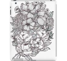 winter blooms for tee and other lovely things iPad Case/Skin