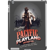 Greetings From Zombies! iPad Case/Skin