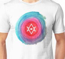 Hexagram swirl Unisex T-Shirt