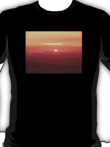 Sunset from Tamborine Mountain #1 T-Shirt