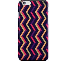 Retro Squiggles  iPhone Case/Skin