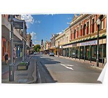 Fremantle High St #8. Poster