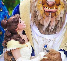 Beauty & The Beast by xoKiaraMarie