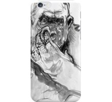 Gorilla Drawing 2 iPhone Case/Skin