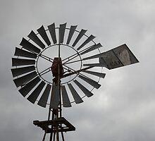 Wind Mill by Ellenor Clarke