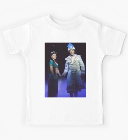 I Can Show You the World Kids Tee