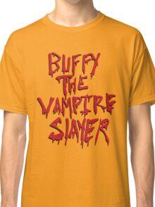 Buffy the Savior Classic T-Shirt
