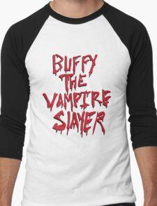 Buffy the Savior Men's Baseball ¾ T-Shirt