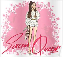 Scream Queens Chanel #2/Ariana Grande Poster